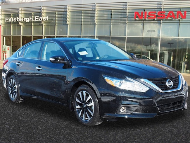 New 2018 Nissan Altima 2.5 SV Sedan For Sale/Lease Pittsburgh, PA