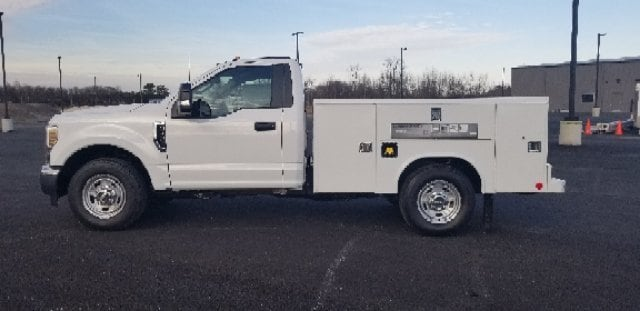 2019 Ford Super Duty F-250 SRW XL XL 2WD Reg Cab 8 Box
