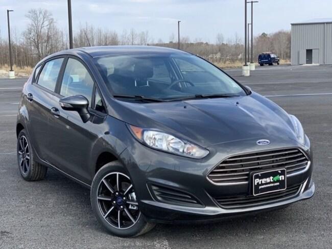 2019 Ford Fiesta SE SE Hatch