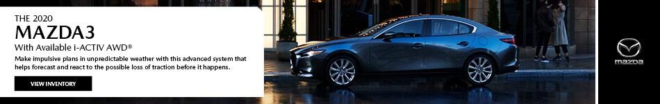 The 2020 Mazda3