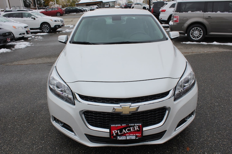 used 2015 chevrolet malibu lt w 2lt for sale in helena mt. Black Bedroom Furniture Sets. Home Design Ideas