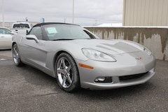 Used 2007 Chevrolet Corvette Convertible for Sale in Helena