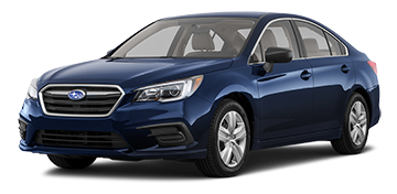 New 2019 Subaru Legacy at