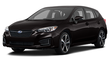 New 2019 Subaru Impreza 2.0i at