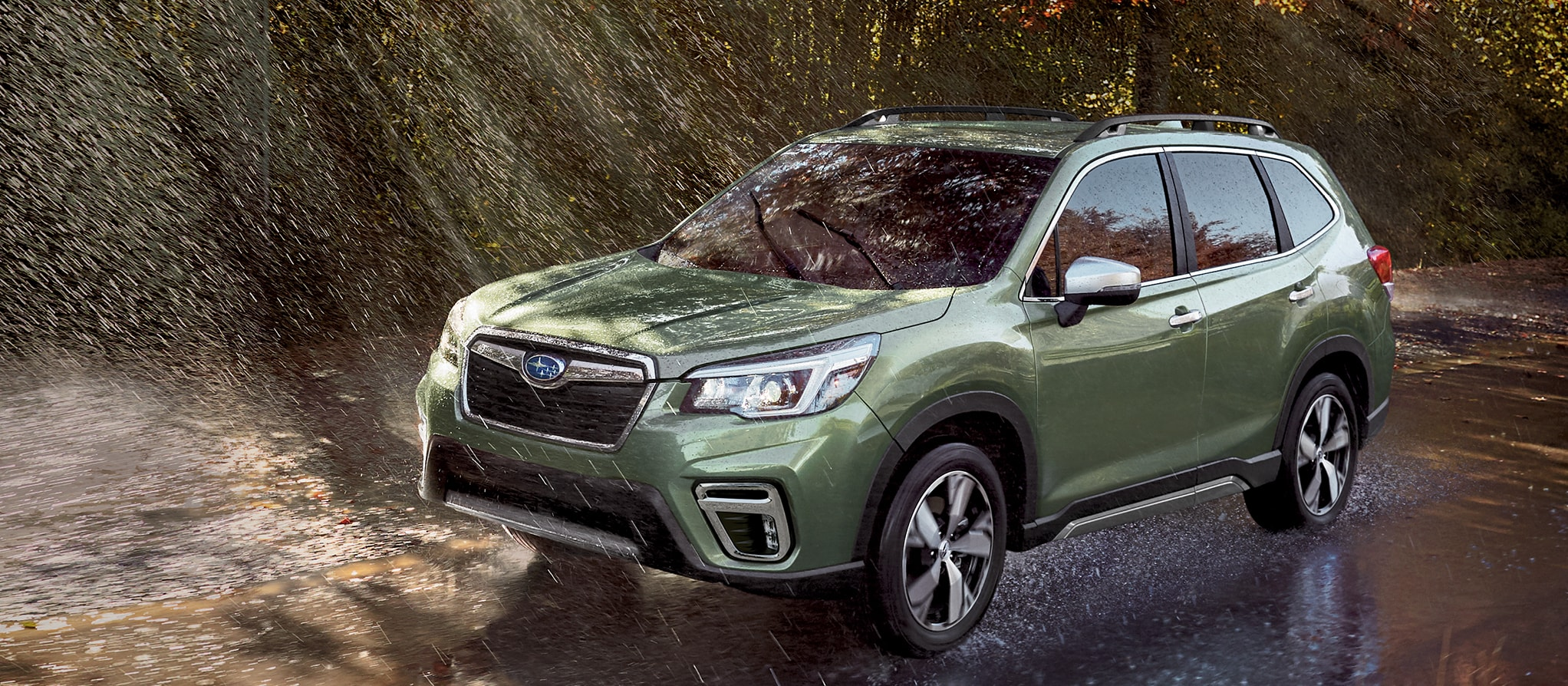 Compare the Forester in Helena