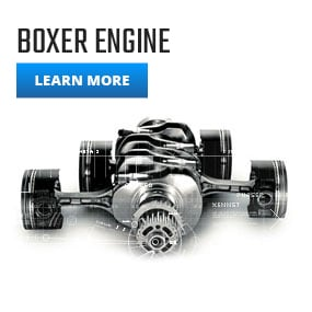 Placer Subaru Boxer Engine Information & Design Specifications