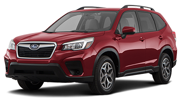 New 2019 Subaru Forester 2.5i at