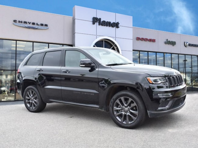 2019 Jeep Grand Cherokee High Altitude 4x4 SUV