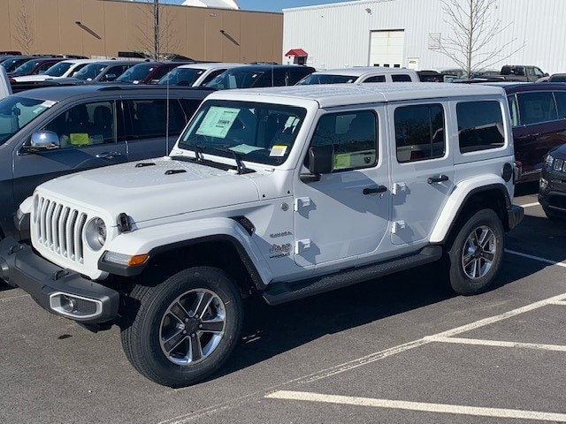 Wrangler Body Color Hard Top