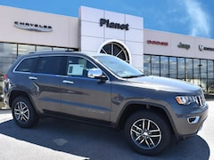 2018 Jeep Grand Cherokee LIMITED 4X4 Sport Utility in Franklin, MA