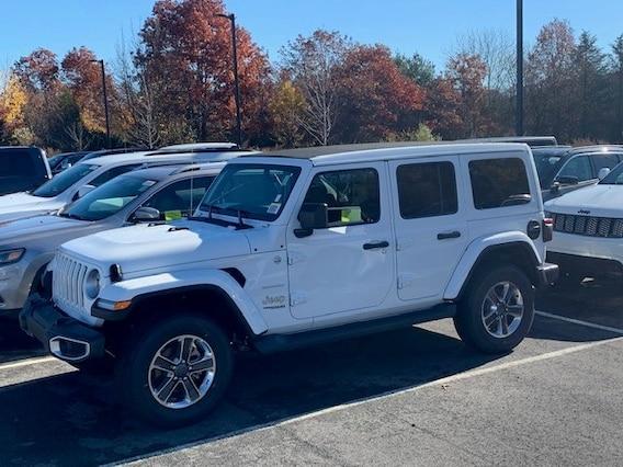 Jeep Wrangler Top & Roof Options - Hard, Soft, Sky & Dual Tops