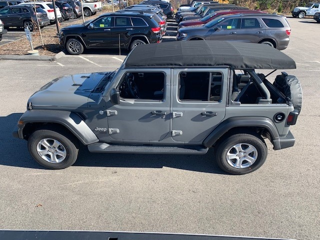 Wrangler Premium Soft Top