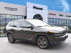 2016 Jeep Cherokee 4WD  75th Anniversary SUV in Franklin, MA