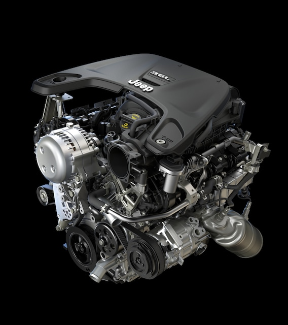 Jeep Wrangler Engine Options: 3 6L V6 vs 2 0L I4 vs  3 0L