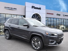 2019 Jeep Cherokee OVERLAND 4X4 Sport Utility in Franklin, MA