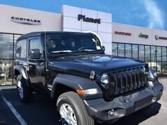 2019 Jeep Wrangler SPORT S 4X4 Sport Utility in Franklin, MA