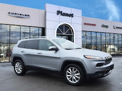 2016 Jeep Cherokee 4WD  Limited SUV in Franklin, MA