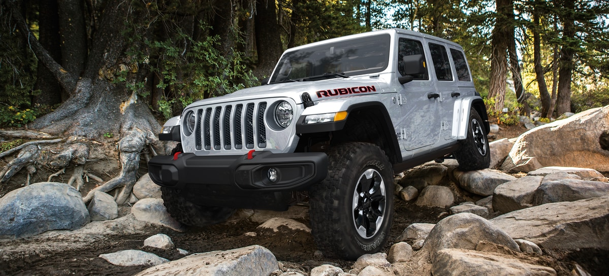 2019 Jeep Wrangler Unlimited Rubicon