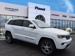 2018 Jeep Grand Cherokee STERLING EDITION 4X4 Sport Utility in Franklin, MA