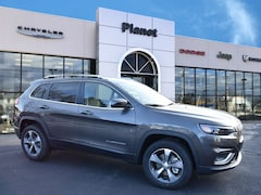 2019 Jeep Cherokee Limited 4x4 SUV in Franklin, MA