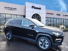 2019 Jeep Compass LIMITED 4X4 Sport Utility in Franklin, MA