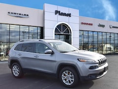 2016 Jeep Cherokee 4WD  Latitude SUV in Franklin, MA