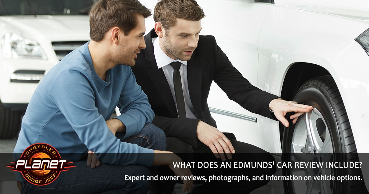 Edmunds Car Buying Feature