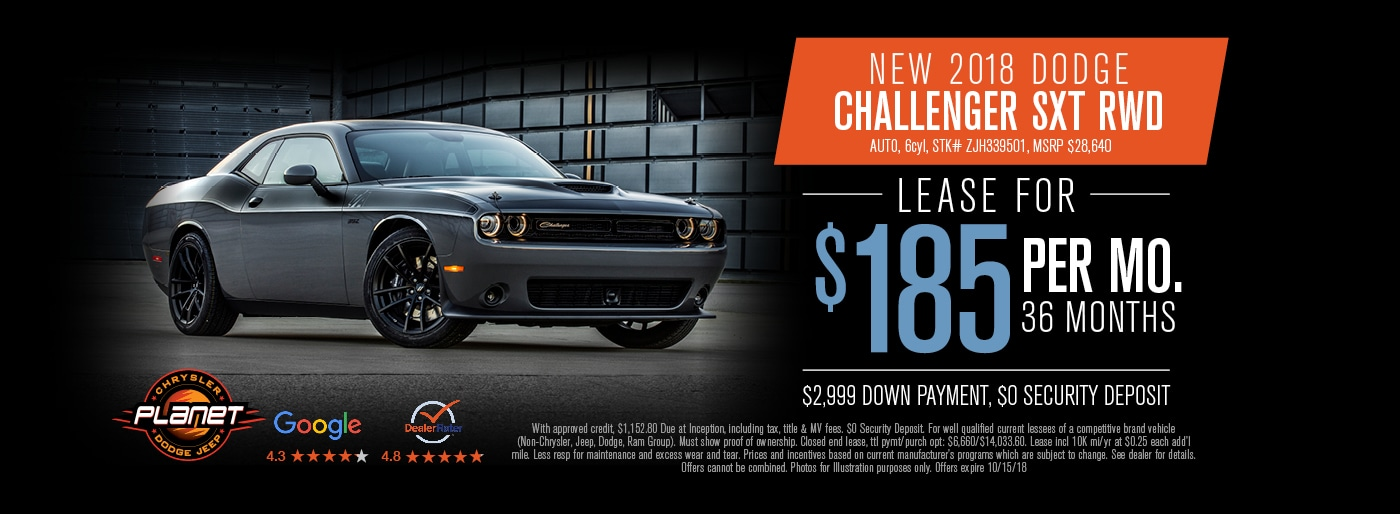Challenger Special
