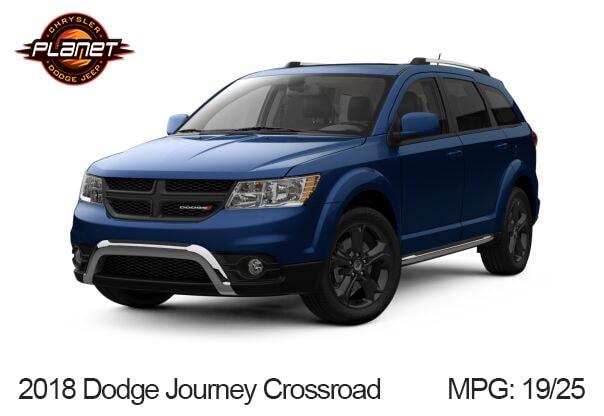 Dodge Journey Gas Mileage >> What S The 2018 Dodge Journey S Gas Mileage Planet Dodge Miami 33172