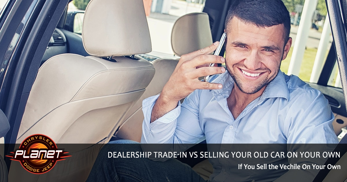 Dealership Trade-in vs Selling Car On Own - Sell by Owner