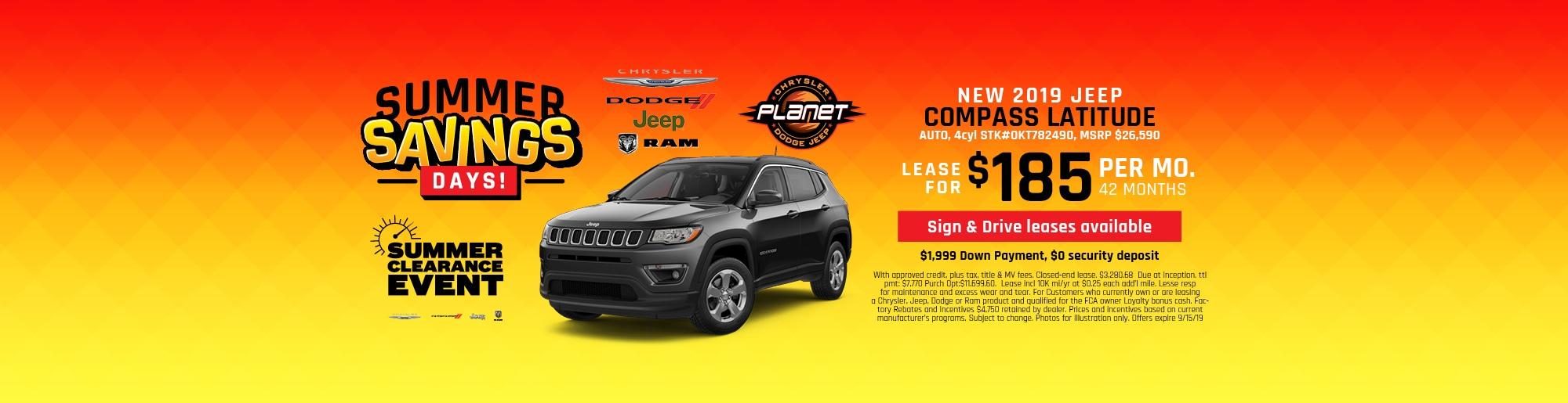 Planet Dodge, Chrysler, Jeep, RAM | New 2019 & Used Car Dealership