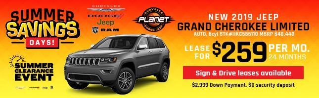 2019 RAM Trucks and Dodge Chrysler Jeep Dealership | Planet