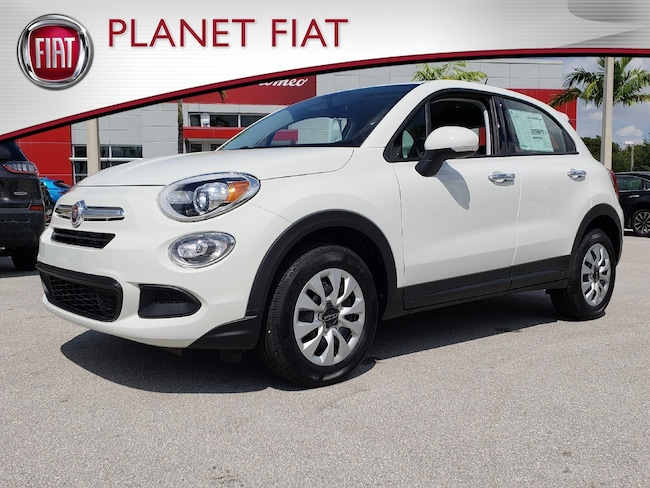 New 2018 FIAT 500X POP FWD Sport Utility for sale in Miami, FL