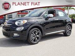 New 2018 FIAT 500X POP BLUE SKY EDITION FWD Sport Utility FJP703482 in Miami, FL