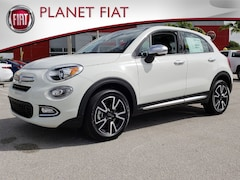 New 2018 FIAT 500X POP BLUE SKY EDITION FWD Sport Utility FJP709108 in Miami, FL