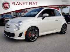 New 2018 FIAT 500 ABARTH Hatchback FJT533510 in Miami, FL