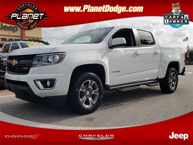 2017 Chevrolet Colorado Z71 Truck