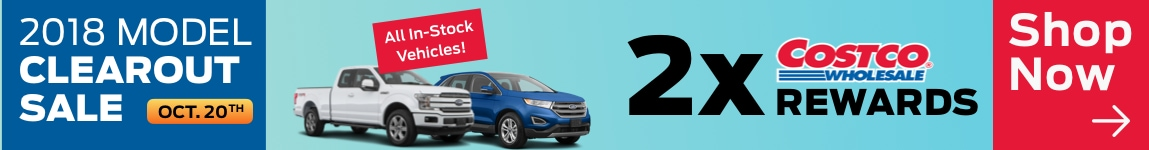 Planet Ford Sales Event