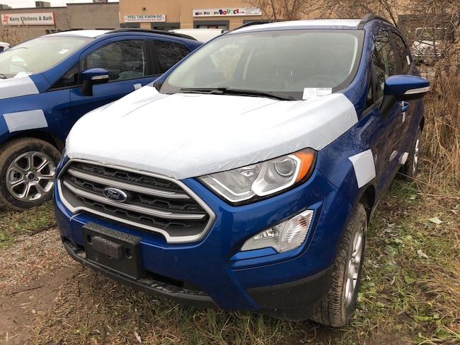 2018 Ford EcoSport SE 4WD, CONVENIENCE PKG SUV
