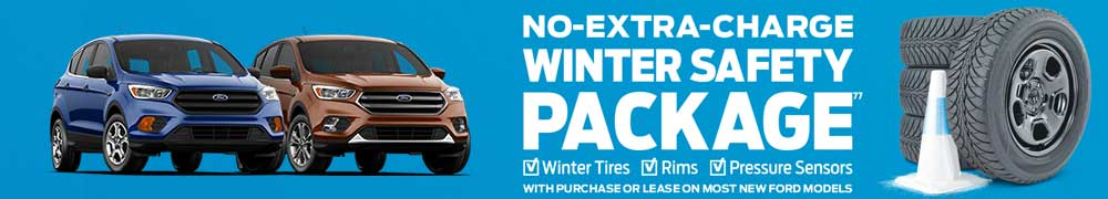 No-Extra-Charge Winter Safety Package! Click to view Specials