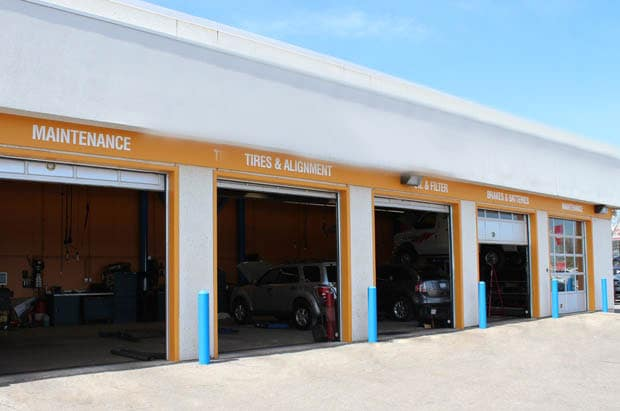 Trusted Ford Auto Service and Genuine Parts