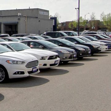 Largest New and Pre-Owned Ford Inventory