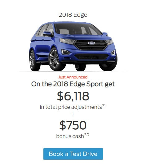 The Best Deals on the New Edge
