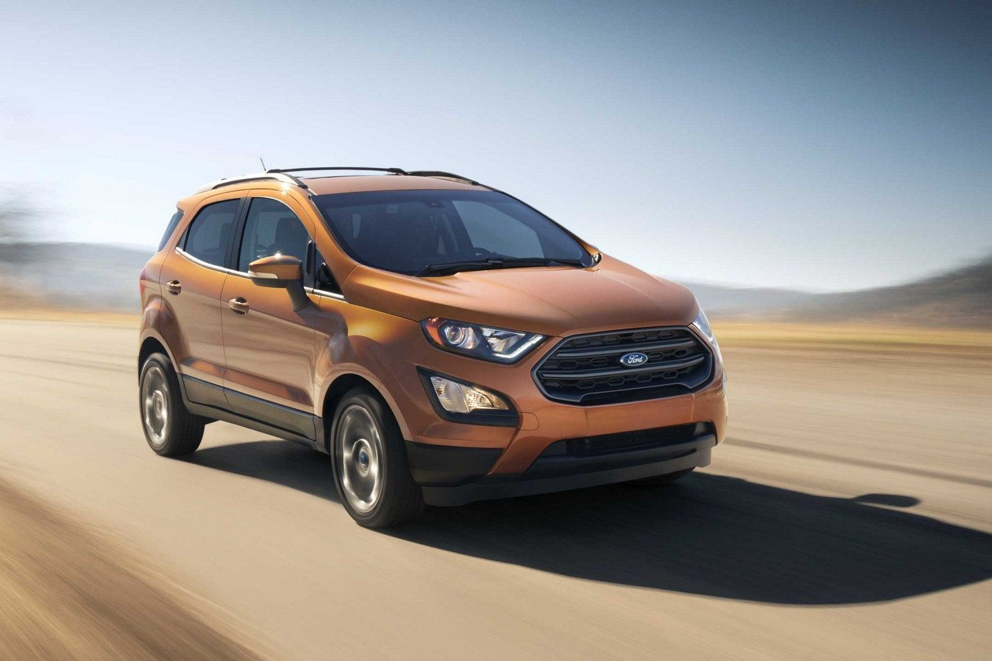 Ford EcoSport vs Chevy Trax