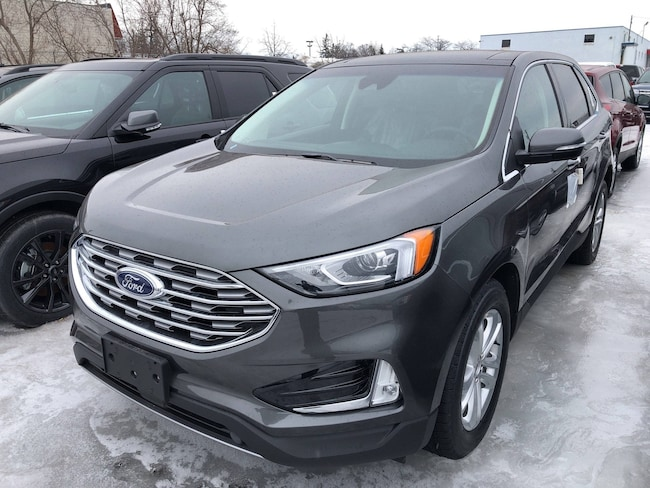2019 Ford Edge SEL AWD 201A SUV