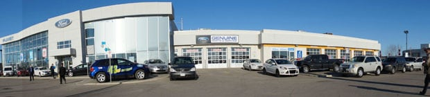 Planet Ford Greater Toronto Area
