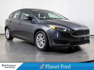 2016 Ford Focus SE SYNC HANDS FREE FORD CERTIFIED PRE-OWNED Hatchback