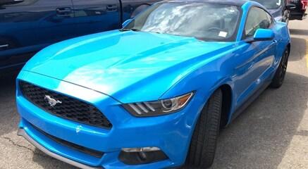 2017 Mustang Premium 201A