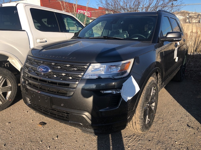 2019 ford explorer xlt 4wd 202a 3 5l tivct engine automatic suv