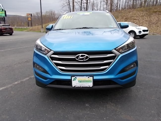 Used 2018 Hyundai Tucson For Sale at Matthews Auto Group